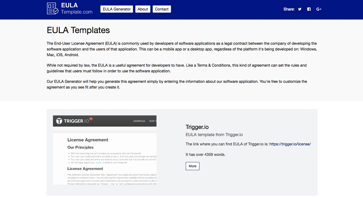 Mobile App End User Agreement Template Open Source User Manual